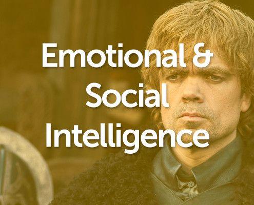 Emotional & Social Intelligence