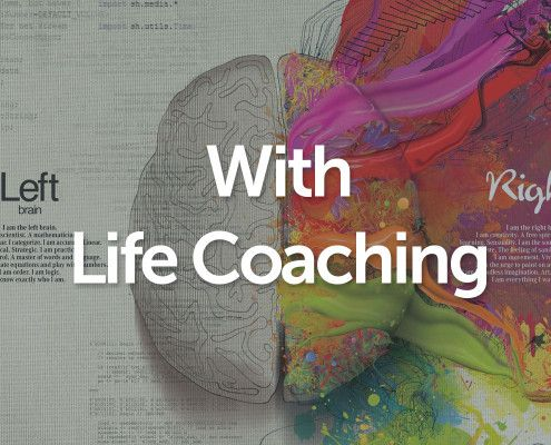 With Life Coaching
